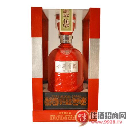2012古井贡酒十六年原浆酒价格查询图片