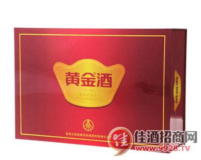 52度贵宾礼盒装 黄金酒价格