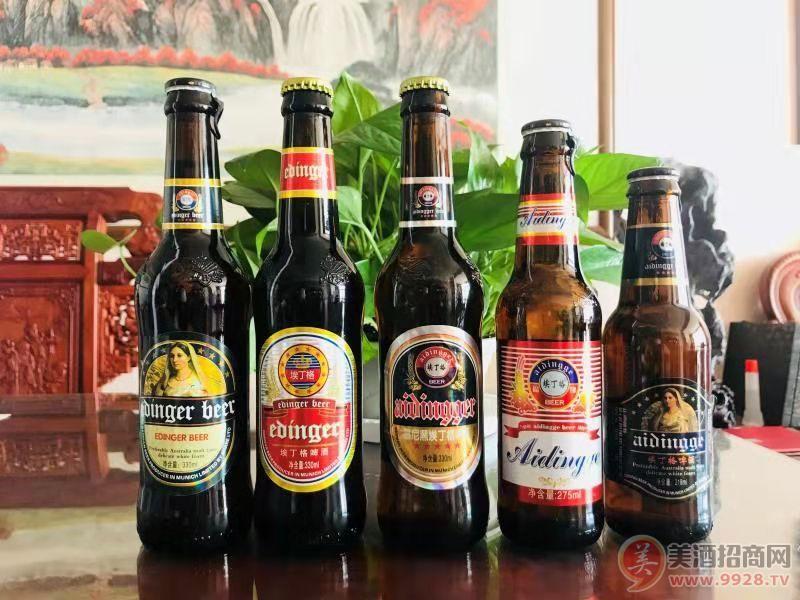 代理德��慕尼黑埃丁格啤酒支持