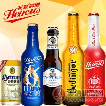 酒吧啤酒小瓶酒吧啤酒英豪啤酒
