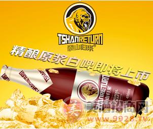 500ml瓶装原浆啤酒招商代理