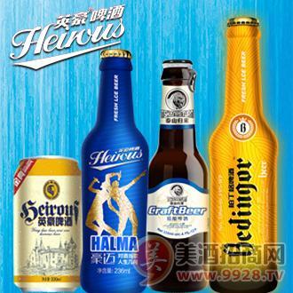 夜场啤酒 夜场小支瓶装啤酒供应