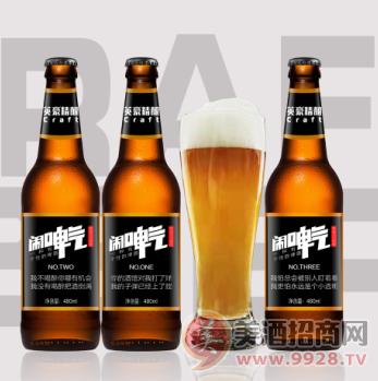 英豪精酿一款懂你的啤酒
