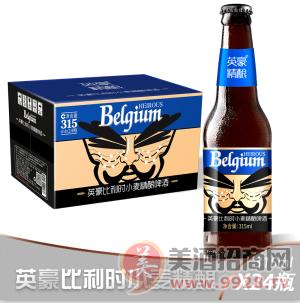 英豪精酿啤酒 新品上市
