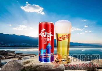 易拉罐�b啤酒代理品牌怎么�x?