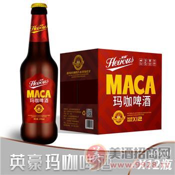 英豪��咖啤酒全系列招商加盟