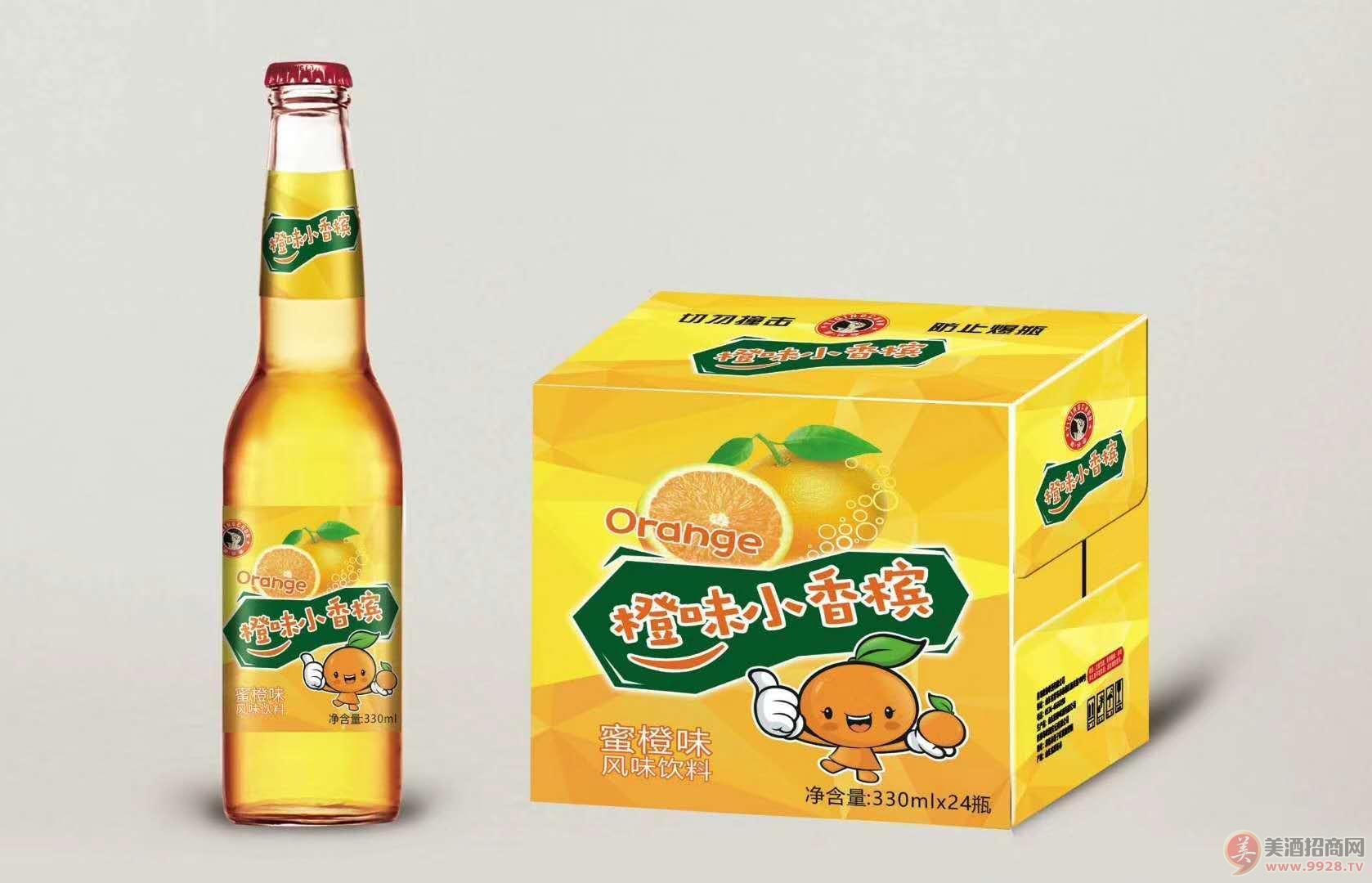 橙味小香槟诚招代理
