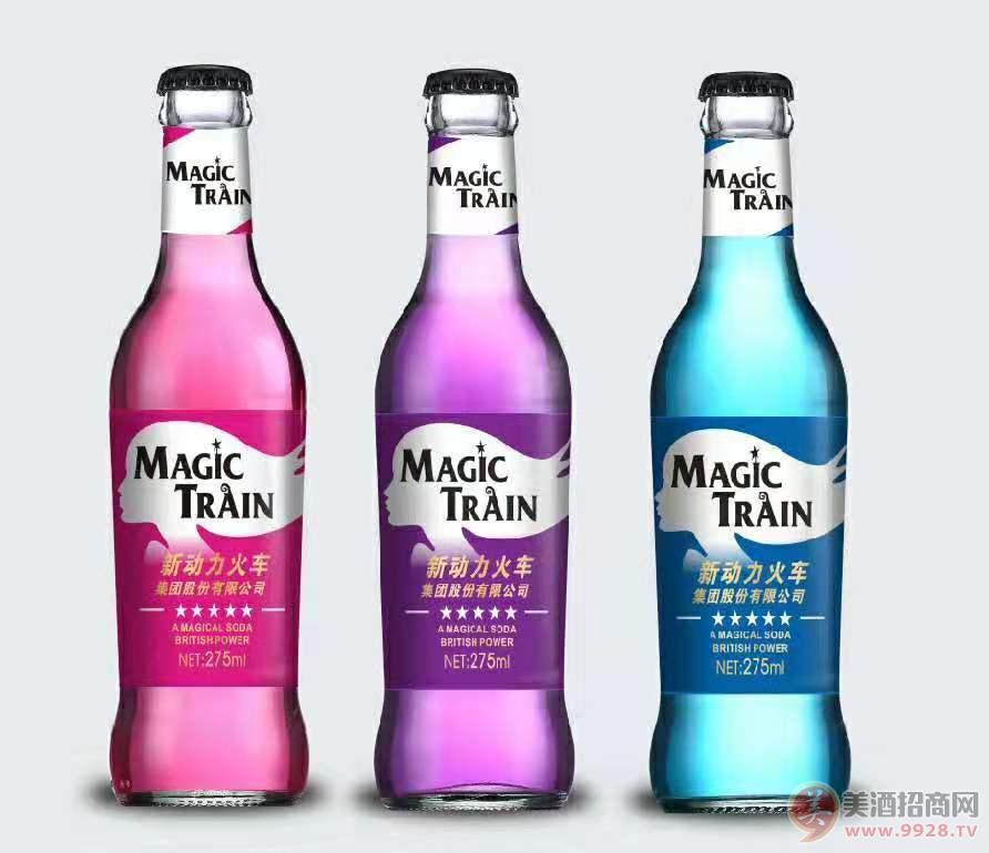鸡尾酒 动力火车 苏打酒