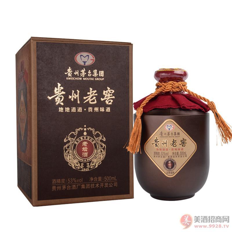 全国招商代理 贵州老窖老坛酒