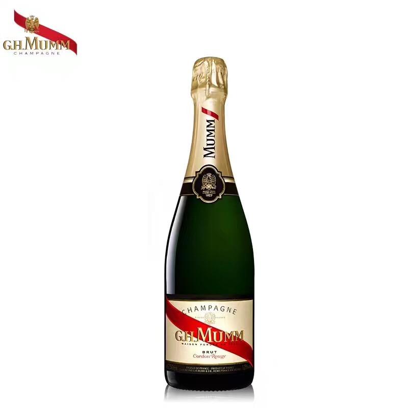 【发现美酒】玛姆红带香槟