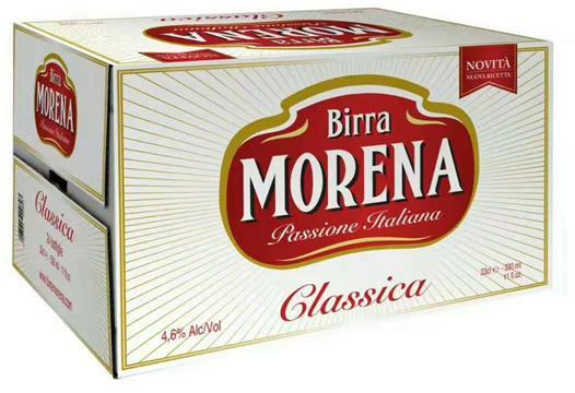 【发现美酒】莫瑞纳经典比尔森啤酒图片