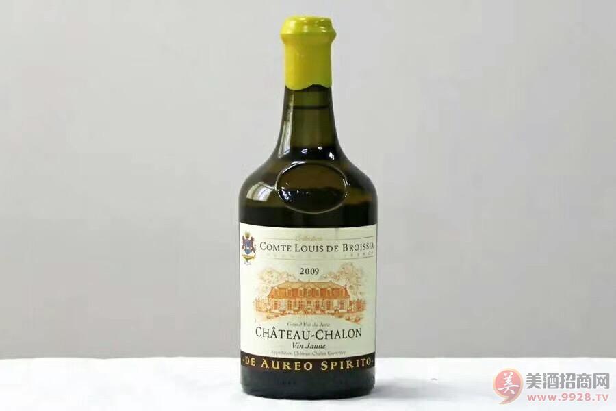 【发现美酒】2009年路易伯爵汝拉黄酒