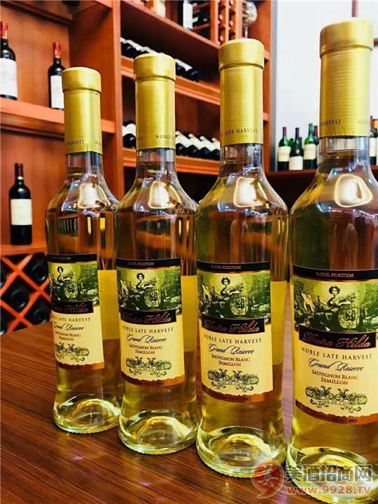 【发现美酒】希尔达夫人晚收甜白葡萄酒
