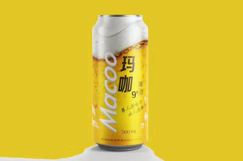 玛咖9度啤酒