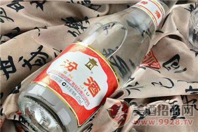 光瓶汾酒招商