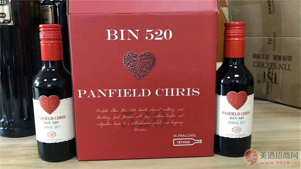 奔富克鲁斯520葡萄酒招商加盟