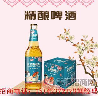 礼盒装精酿啤酒招商/品牌啤酒厂家供货漳州/龙岩