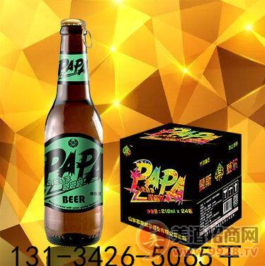 218ml/250ml侧拉环盖特色啤酒/夜店特供高利润啤酒加盟