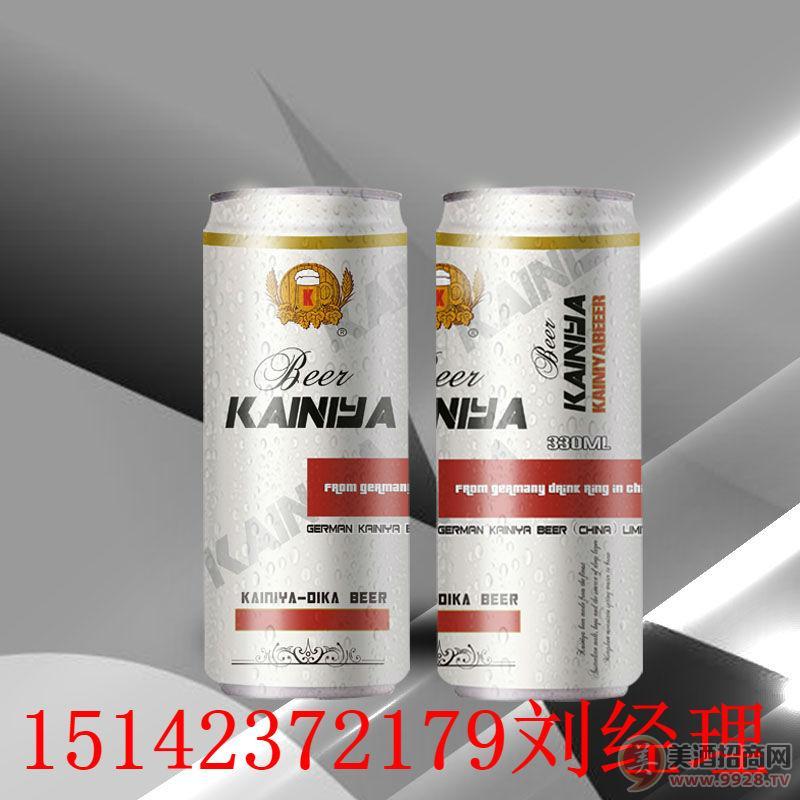 品质精酿细高罐啤酒招商邵武/武夷山
