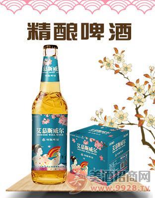 新品啤酒代理/大瓶精酿啤酒加盟