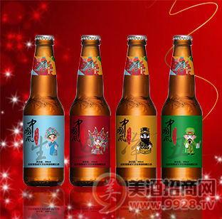 小瓶啤酒招商代理/330毫升啤酒加盟