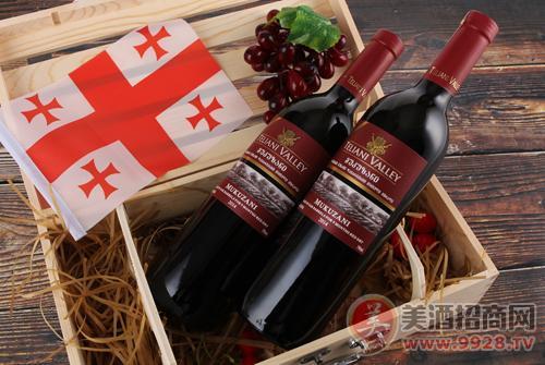 蒂里阿尼山谷原装进口红酒