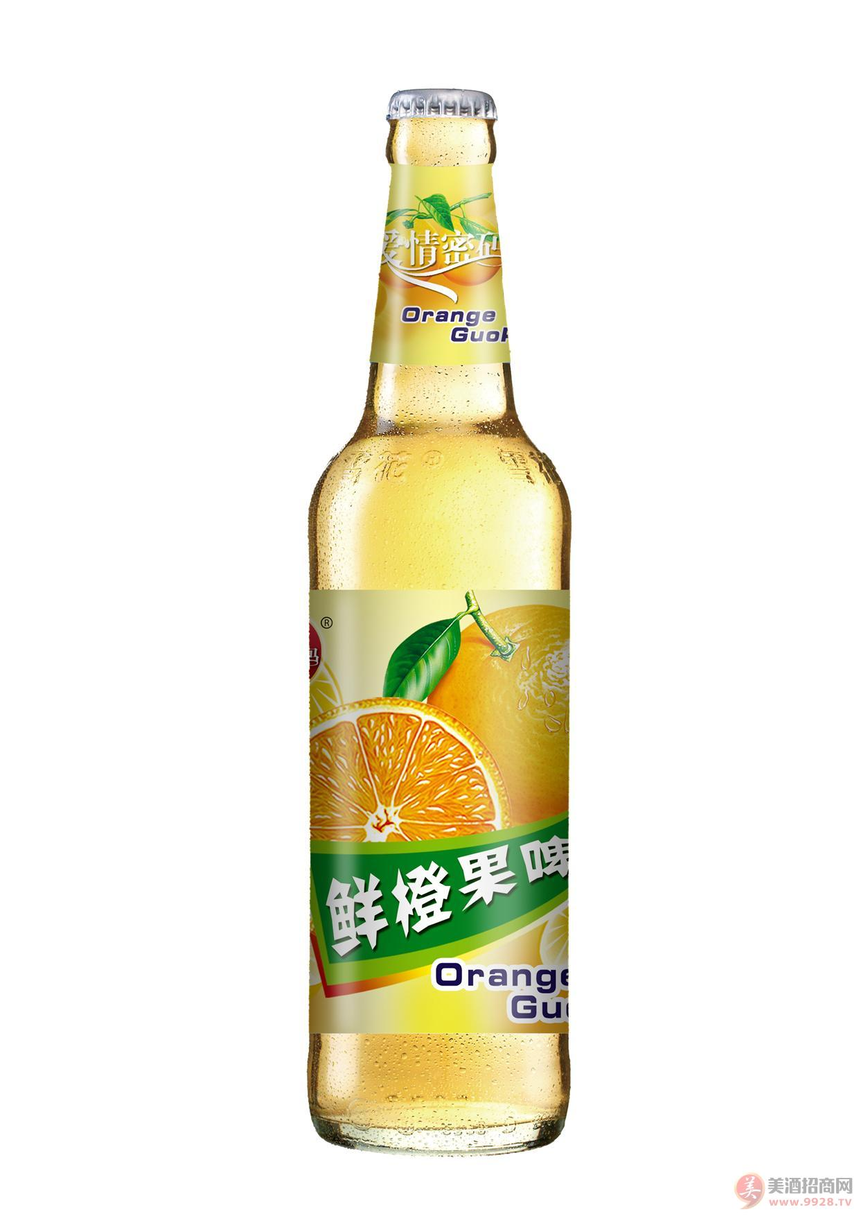 优质果啤 菠萝啤 夏日水果啤酒饮料诚招各地区县级代理商