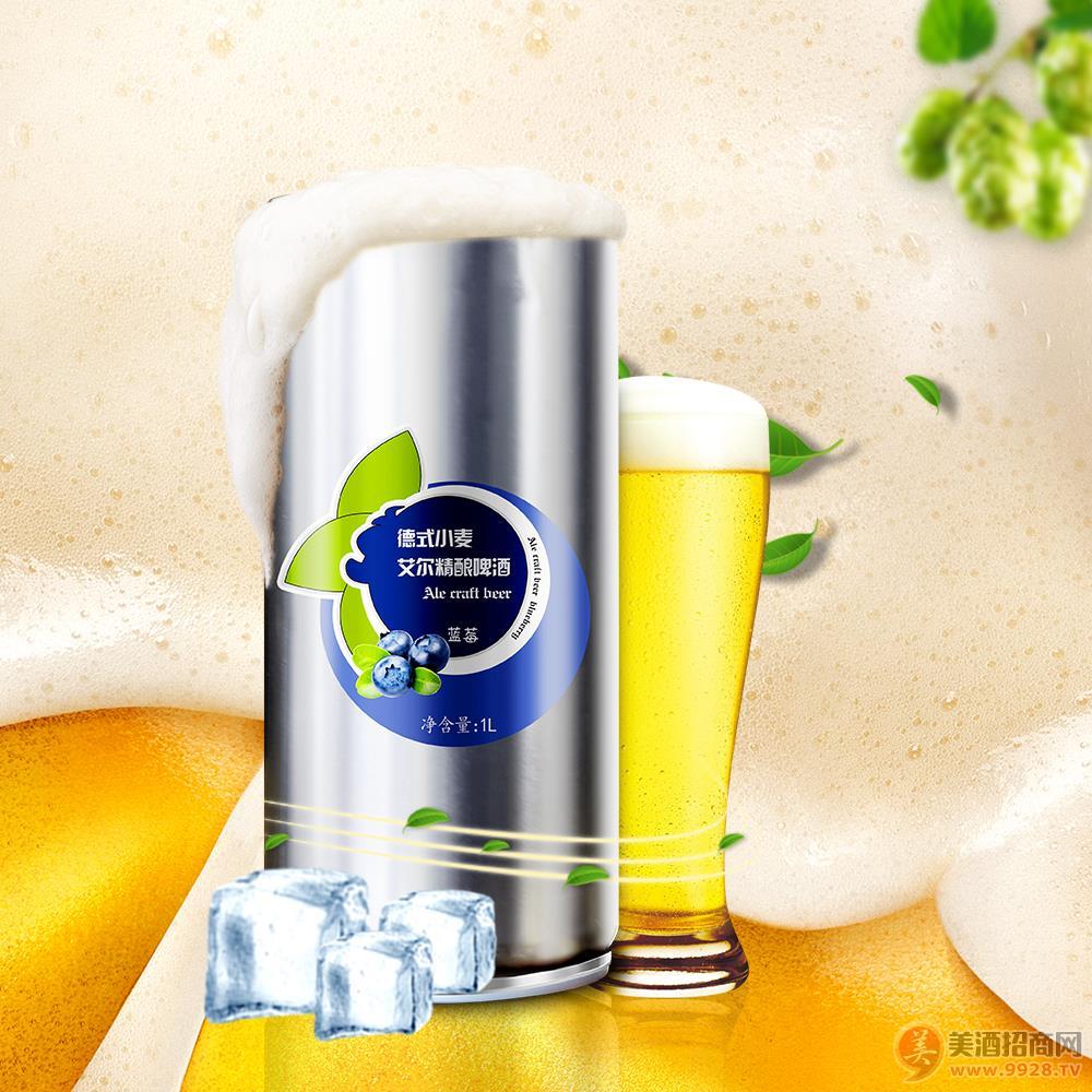 1升桶装果味精酿啤酒招商加盟方式