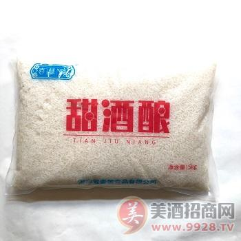 �S家供��米酒甜酒�散�b20公斤