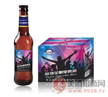 夜场啤酒生产厂家青岛欧劲啤酒