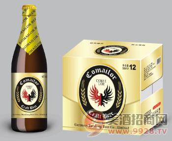 德国卡麦罗精酿啤酒_火爆招商