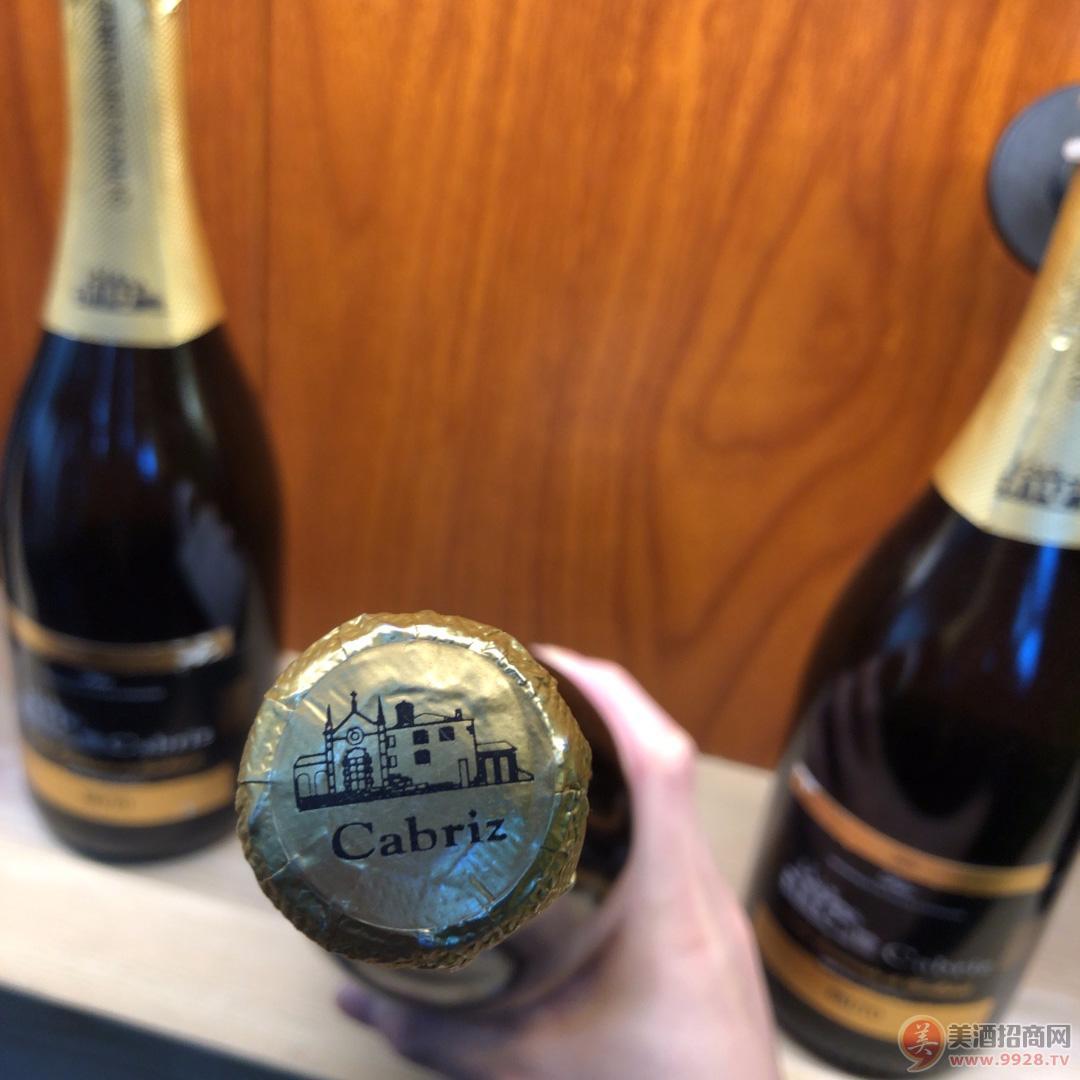 卡布瑞兹起泡葡萄酒东晖贸易