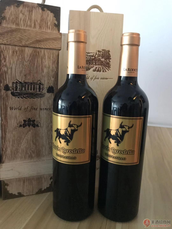 霸龙罗�运�公牛干红葡萄酒全国招