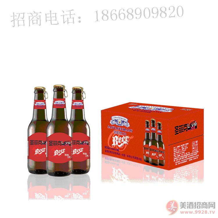 啤酒厂家加工定制,小瓶啤酒招商