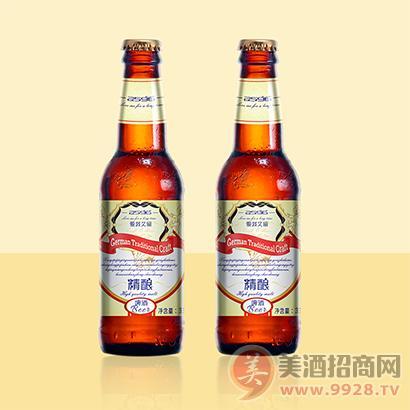 潍坊啤酒厂家诚招县级代理加盟商