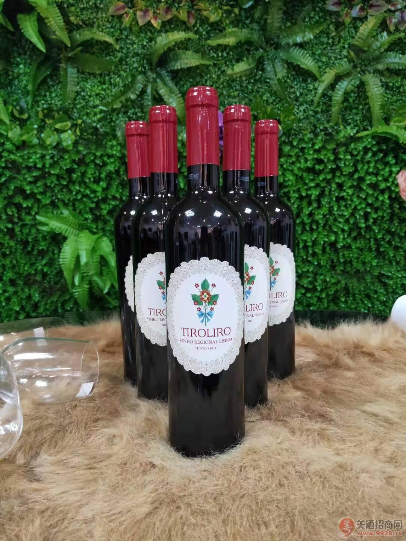 如意石干红葡萄酒