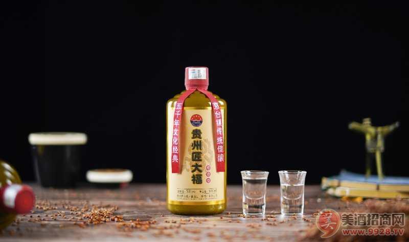 贵州大福酒厂匠大福白酒