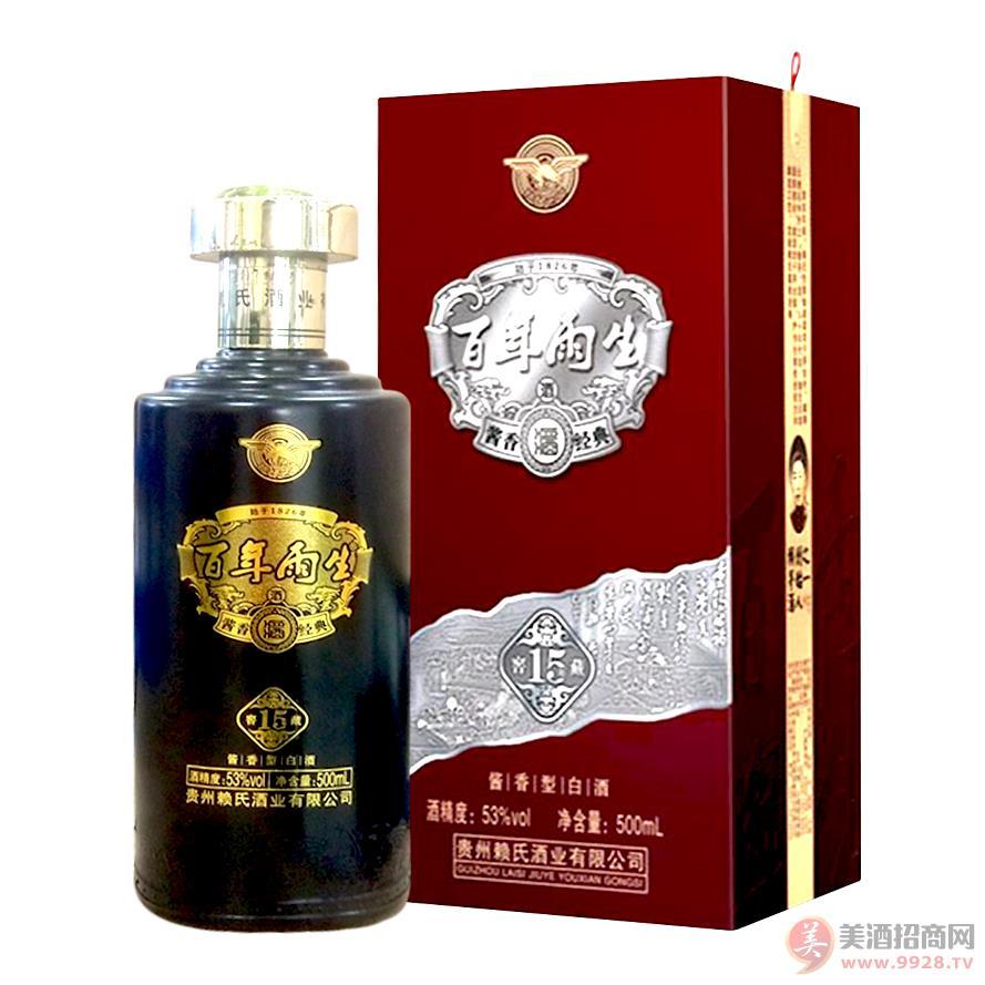 赖氏茅酒的历史很久吗?