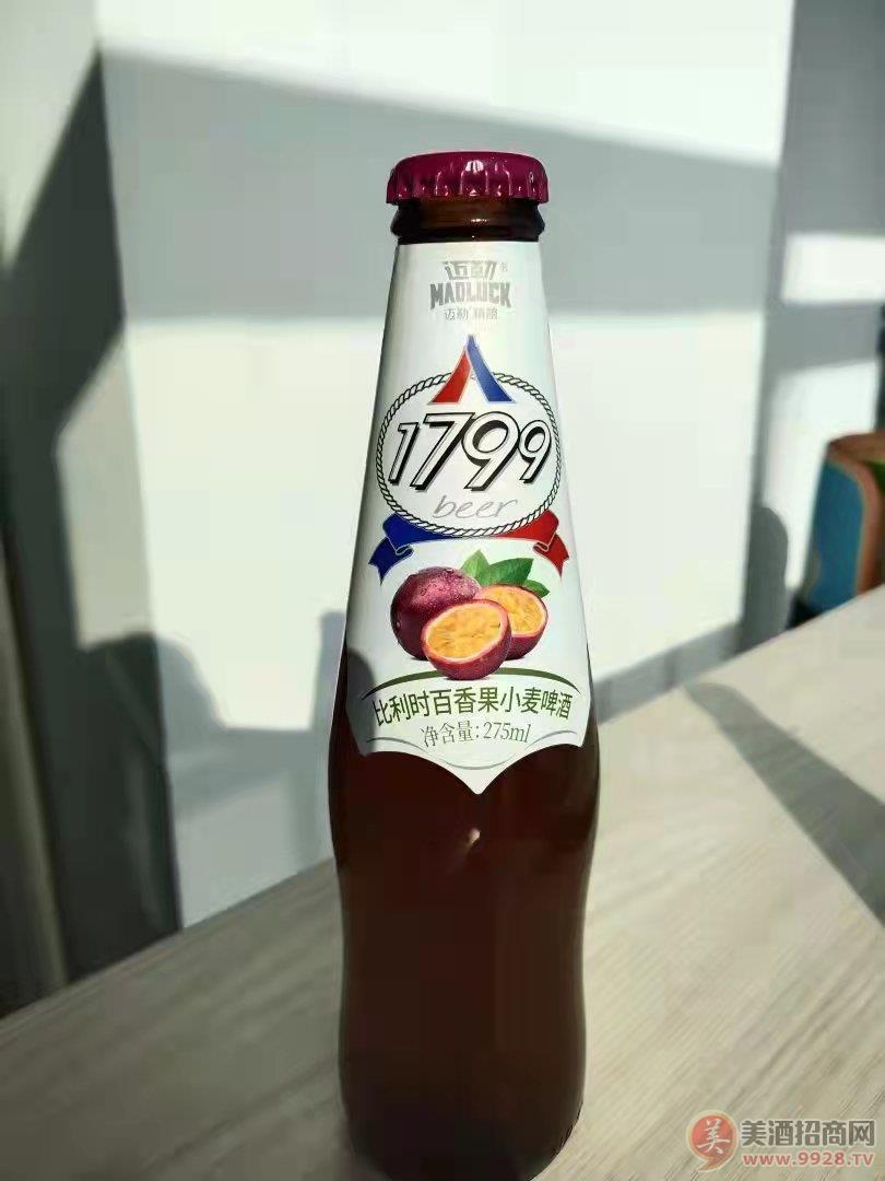 迈勒1799果味啤酒厂家招商