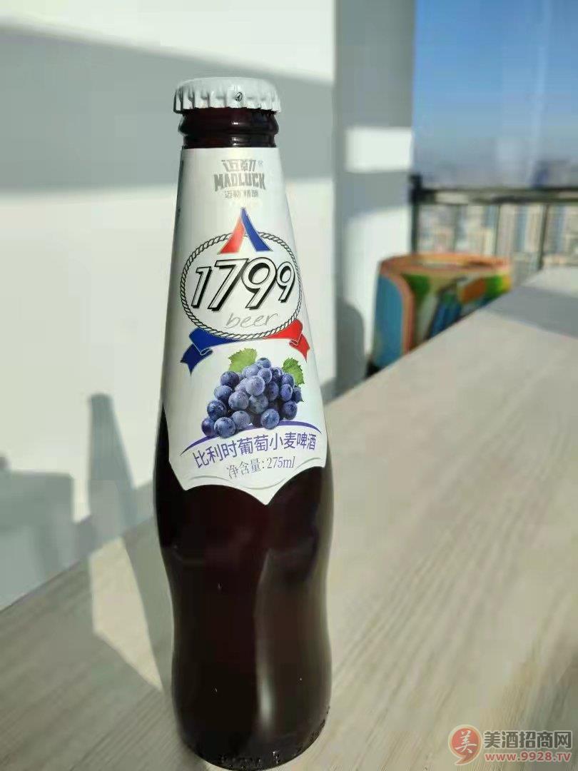 迈勒1799果啤厂家直销招代理