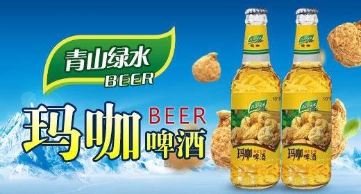 山东青山绿水啤酒有限公司