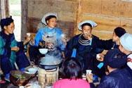 古代遗留饮酒方式—转转酒