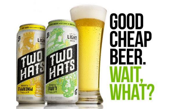 """米勒康胜公司的水果味啤酒""""Two Hats""""明年初不再销售"""
