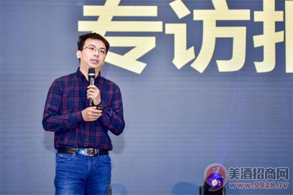 粱大侠品牌创始人CEO傅治纲