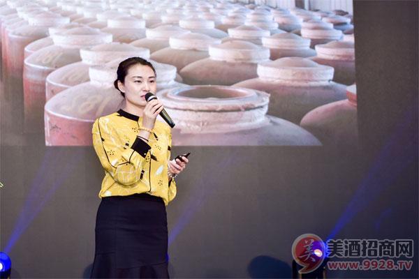 北京华都酒业营销有限公司副总经理王坤
