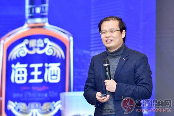 盛初集团董事长王朝成