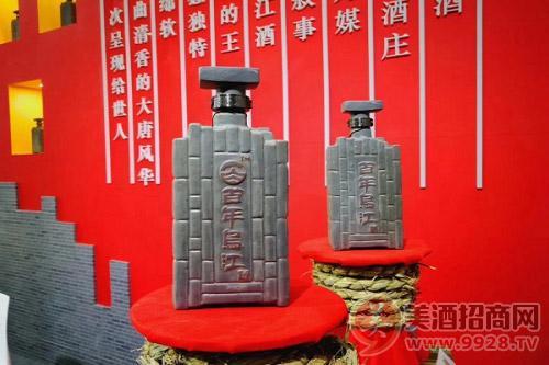 禅山酒庄百年乌江酒