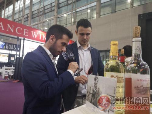 都古鳄酒庄:国际名酒春季展上的亮眼明星
