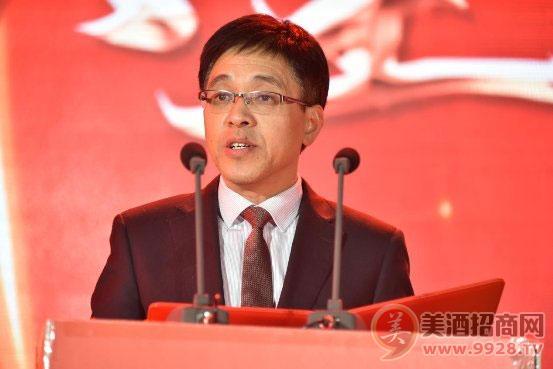 茅台集团委副、总经理李静仁致辞
