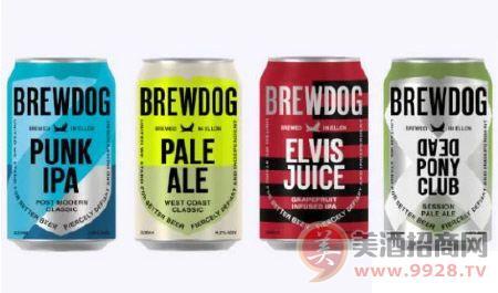 精�啤酒制造商BrewDog